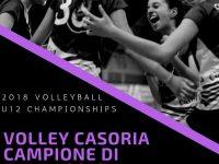 Il Volley Casoria misto U12 si laurea campione Nazionale a Cesenatico