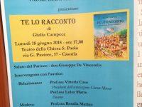 Napoli tra miti e leggende nel libro di Giulia Campece.