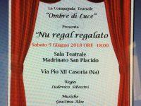 La compagnia teatrale Ombre di Luce va in scena a Casoria.