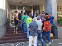Lavoratori ex Carrefour: nuova protesta.