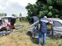 Derubava auto e le abbandonava nei terreni, 37enne beccato dai carabinieri