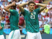 Ottavi senza la Germania, la sindrome del campione uscente colpisce ancora