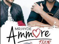 M.R HYDE AMMORE TOUR fa tappa a Casoria