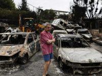 Gara di solidarieta' a Napoli per il tragico incendio in Grecia