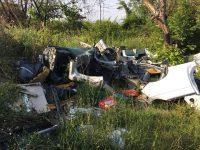 Via Calvanese: abbandono e degrado