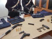 Assaltarono portavalori e rubarono 20.000 euro, carabinieri di Casoria arrestano banda di rapinatori