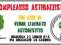 """""""Compleanno Antirazzista"""" Terranostra Casoria invita i cittadini domenica per i festeggiamenti"""