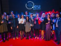 Napoli in nomination per i .eu Web Awards 2018 di Brussels