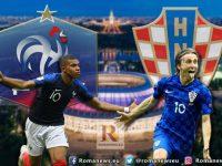 Belgio-Inghilterra finale 3° e 4° posto, Francia-Croazia per la coppa