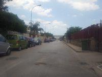 Via Domenico Salierno: ancora buche stradali a Casoria