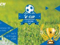 Terminata la seconda edizione del V Cup a Casoria: oltre 500 euro devoluti alla ricerca sul cancro