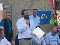 Roberto Fico alla commemorazione di Antonio Esposito Ferraioli, la lotta alle mafie deve essere un lavoro quotidiano