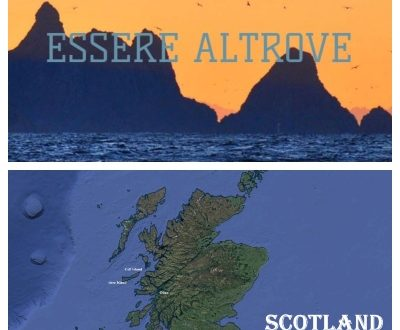 Essere Altrove. I viaggi di Giovanni e Anna: Scozia, Isole Ebridi, I giganti dell'isola di COLL