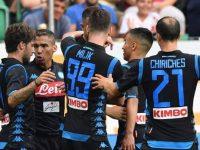 3 gol al Dortmund, si comincia ad intravedere il nuovo Napoli