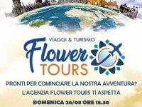 Flower Tours: L' inaugurazione della nuova agenzia di viaggi di Anna Fiore