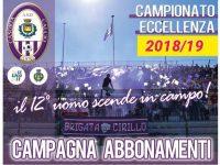 Casoria Calcio: aperta la campagna abbonamenti