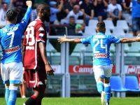 Grande Napoli a Torino: 3-1 con doppietta di Insigne