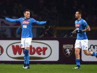 Primo lunch-match della stagione, con Torino-Napoli