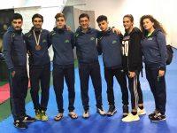 """Taekwondo: Ai campionati Italiani di Bari, bronzo per Salvatore Prisco del """"Centro Azzurro Taekwondo"""""""