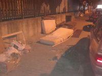 Casoria: degrado senza fine in città, spazzatura e topi