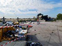 Sversamento illecito di rifiuti, carabinieri sequestrano terreno acquisito dal comune