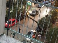 Allarme maltempo, alcuni alberi crollati al centro di Casoria. Polizia locale ora sul posto