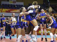 Pallavolo femminile. L'Italia battuta in finale dalla Serbia: la capitana numero 10 è napoletana
