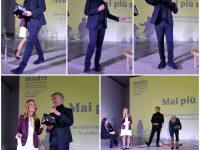 """Premio speciale al concorso """"Stop violenza"""" per il video """"#nonrischiare"""" prodotto da Kompetere e Consorzio Roma di Massimiliano Musto"""