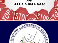 L'I.C. Romeo – Cammisa dice NO ALLA VIOLENZA!