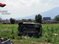 Comunicato Stampa Procura della Repubblica di Napoli: Riciclaggio pezzi di auto rubate, tre arresti a Casoria