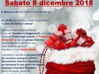 """Riceviamo e pubblichiamo:""""La luce del sorriso in piazza"""", al via l'8 dicembre il Natale della parrocchia San Giovanni Battista"""