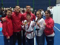 Riceviamo e Pubblichiamo: Campioni casoriani di Taekwondo premiati con la medaglia di Bronzo