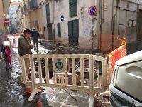 """Natale al freddo e al gelo, gli sfollati di via Santacroce lamentano:""""Non ci possono garantire una temporanea sistemazione in albergo!"""""""