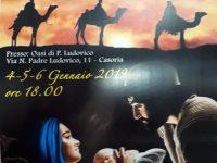 Casoria e il presepe vivente: appuntamento per tutti dal 4 al 6 gennaio alla Parrocchia Santa Maria delle Grazie