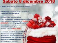 """""""La luce del sorriso in piazza"""", al via l'8 dicembre il Natale della parrocchia San Giovanni Battista"""
