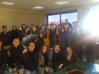 Il Giornale di Casoria incontra gli studenti del liceo Gandhi.