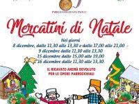 Iniziative natalizie per Casoria: la Parrocchia San Paolo allestisce i mercatini di Natale!