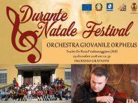 """L'Orchestra Orpheus il 29 Dicembre al Teatro De Rosa per la rassegna """"Durante Natale Festival 2018"""""""