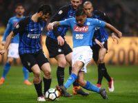 Santo Stefano con Inter-Napoli, partita tabù per Mertens e Insigne