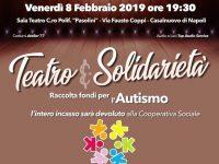 A Casalnuovo teatro e solidarietà per l'autismo