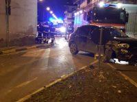 Tragedia sfiorata in via Indipendenza: un incidente a catena e una fuga di gas, hanno gettato i residenti nel panico
