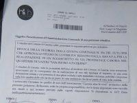 Casoria Alza la Voce protocolla le firme raccolte contro l'apertura dell'Ecodistretto