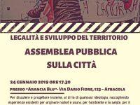 Oltre le bombe della camorra: assemblea pubblica sulla citta'