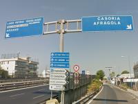 Circumvallazione Napoli tra degrado e abusivismo