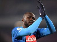 Confermata la squalifica per Koulibaly, non sarà in campo contro la Lazio