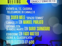 Tennis Club Casoria.  Il 1° Meeting Ufficiale!