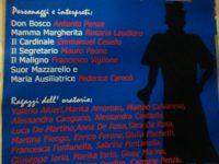 """Gli animatori della parrocchia San Paolo mettono in scena la commedia musicale """"Don Bosco l'operaio di Dio"""": il 31 Gennaio e il 2 Febbraio"""