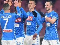 Napoli: Buon la prima del 2019, vittoria e qualificazione ai quarti di coppa