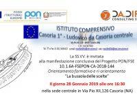 """""""La Bussole delle scelte"""": Evento conclusivo PON Orientamento formativo e ri-orientamento dell'I.C. Casoria 1 Ludovico da Casoria"""