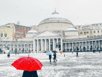 Torna la neve: prorogata l'allerta meteo.